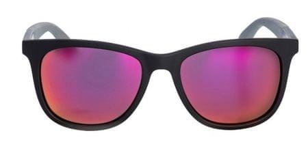 MEATFLY unisex černé sluneční brýle Clutch