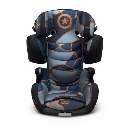 KIDDY fotelik samochodowy Cruiserfix 3 2018 Urban Camo