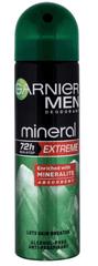 Garnier dezodorans Mineral Men Extreme 72h, 150 ml