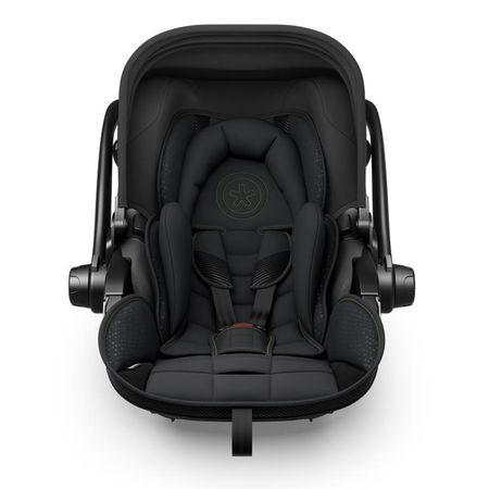 KIDDY avtosedež Evoluna i-size 2 2018 GT Speed Black, črn