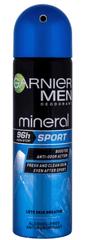 Garnier dezodorans Mineral Men 96H Sport, 150 ml