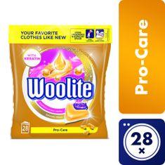 Woolite gel kapsule Pro-Care, 28 komada