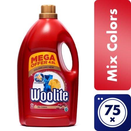 Woolite detergent Extra Color 4,5 L