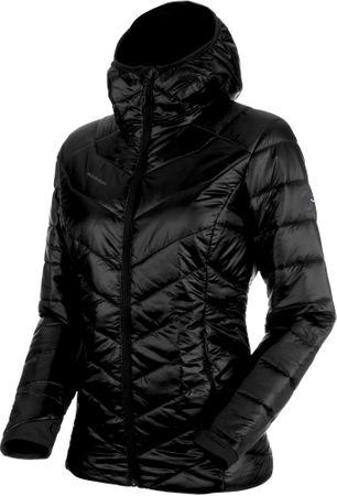 Mammut Rime In Hooded Jacket Women Black XS