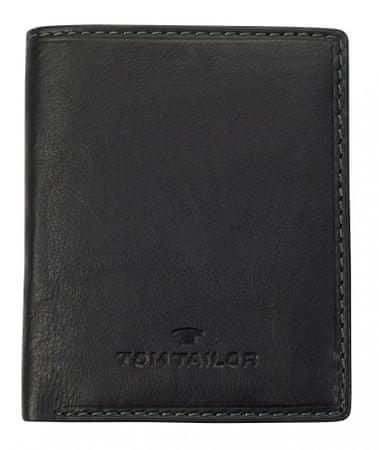 Tom Tailor pánská černá peněženka Lary