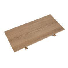 Danish Style Predlžovacia doska k jedálenskému stolu Lisboa, 45 cm