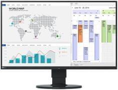 """Eizo monitor FlexScan EV2750, črn, 68,5 cm (27"""")"""