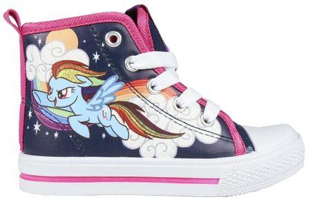 Disney dívčí kotníkové boty My Little Pony 27 fialová