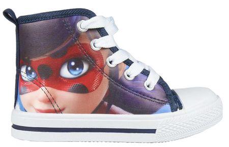 Disney dívčí kotníkové boty Lady Bug 27 modrá