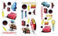 Graham & Brown stenske dekorativne nalepke, Disney Cars, male, 3 kosi