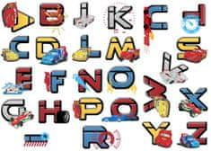 Graham & Brown stenska dekorativna nalepka, Disney Cars abeceda