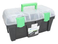 Prosperplast Box na náradie, rozmery 45,8 x 22,7 x 25,7 cm