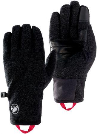 Mammut Passion Glove Black Mélange 8