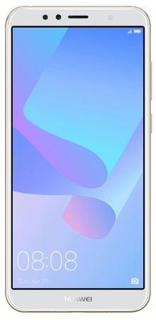 Huawei GSM telefon Y6 2018, zlat