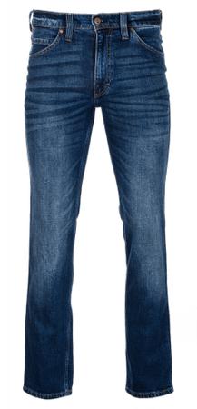 Mustang pánské jeansy Tramper 33/32 modrá