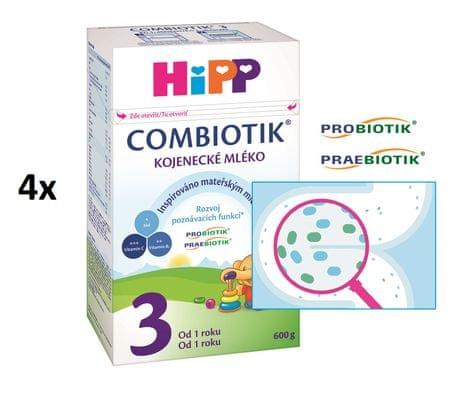 HiPP 3 Junior Combiotic - 4 x 600g