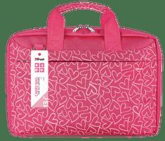 Trust torba za prijenosno računalo Bari, 33,8 cm (13,3''), roza, 21163