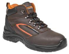 Bennon Členkové topánky Farmis O1 hnedá 37