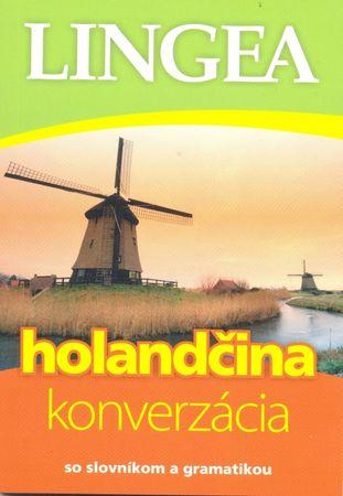 autor neuvedený: LINGEA-Holandčina-konverzácia so slovníkom a gramatikou-3.vydanie