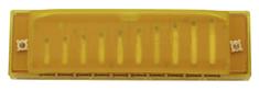 Hohner Happy Harp Yellow Fúkacia harmonika
