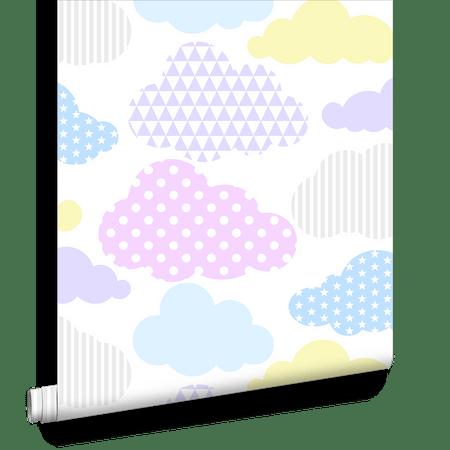 Graham & Brown tapeta Marshmallow Clouds