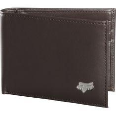 FOX muški novčanici smeđa Bifold Leather