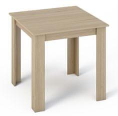 Jídelní stůl BEIRA 80x80 sonoma
