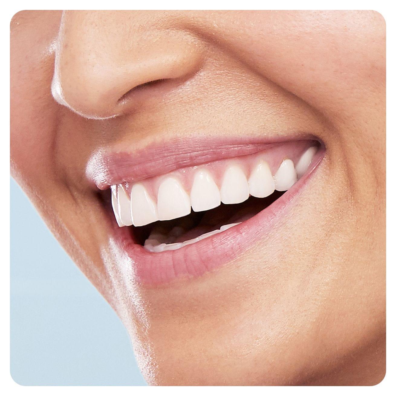 Oral-B Vitality 100 CrossAction black 2D technologie