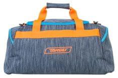 Target potovalna torba Melange Titanium 21402