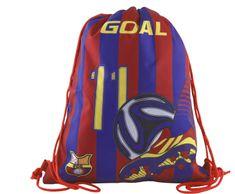Target Vrečka za športno vzgojo Football Barcelona 17243