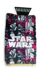 KAJA Škrabka s rukavicou, potlač Star Wars: postavy zo série Star Wars