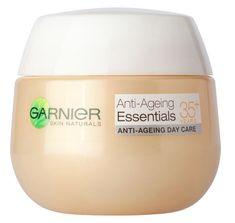 Garnier dnevna krema Skin Naturals Essentials 35+, protiv prvih bora, 50 ml