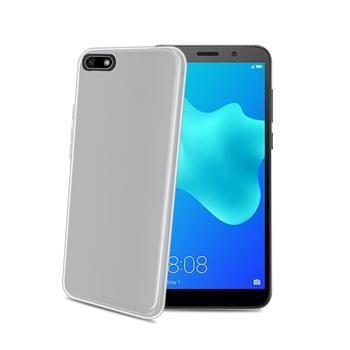 CELLY CELLY Gelskin TPU telefontok Huawei Y5 (2018)/Y5 Prime - ra (2018), színtelen GELSKIN763