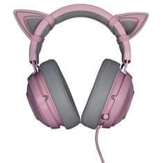 Razer mačja uha za Kraken Quartz slušalice