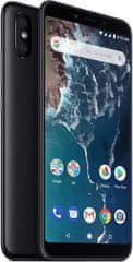 Xiaomi GSM telefon Mi A2 4GB/64GB, črn