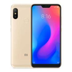 Xiaomi Mi A2 Lite Gold 4GB/64GB, CZ LTE, Global Version
