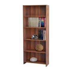 IDEA nábytok Knižnica 61613 orech