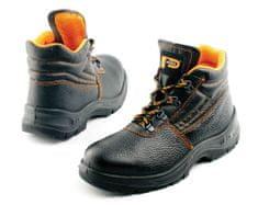 a68e9c223530 Panda Safety Pracovná obuv Ergon Alfa S1 čierna 36