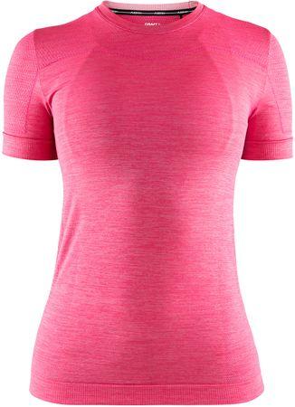 Craft Fuseknit Comfort SS rózsaszín póló L