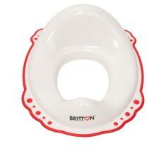BRITTON sedátko na WC s protiskluzovým okrajem