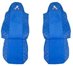 F-CORE Poťahy na sedadlá FX05, modré