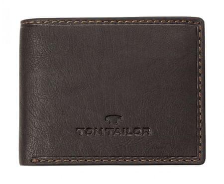 Tom Tailor pánská hnědá peněženka Lary