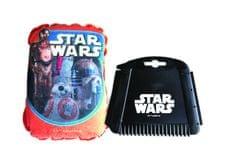 KAJA Zimná darčekový set do auta, motív Star Wars, škrabka, huba Droid