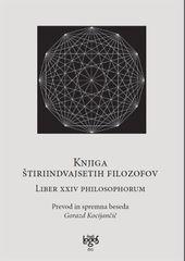 Gorazd Kocijančič: Knjiga štiriindvajsetih filozofov