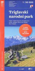 Triglavski narodni park 1: 50 000