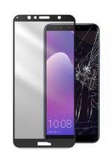 CellularLine zaščitno steklo Capsule za Huawei Y7 Prime 2018, črno