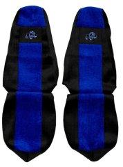 F-CORE Poťahy na sedadlá PS16, modré