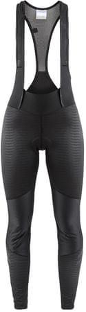 Craft spodnie rowerowe damskie Ideal Wind czarny S