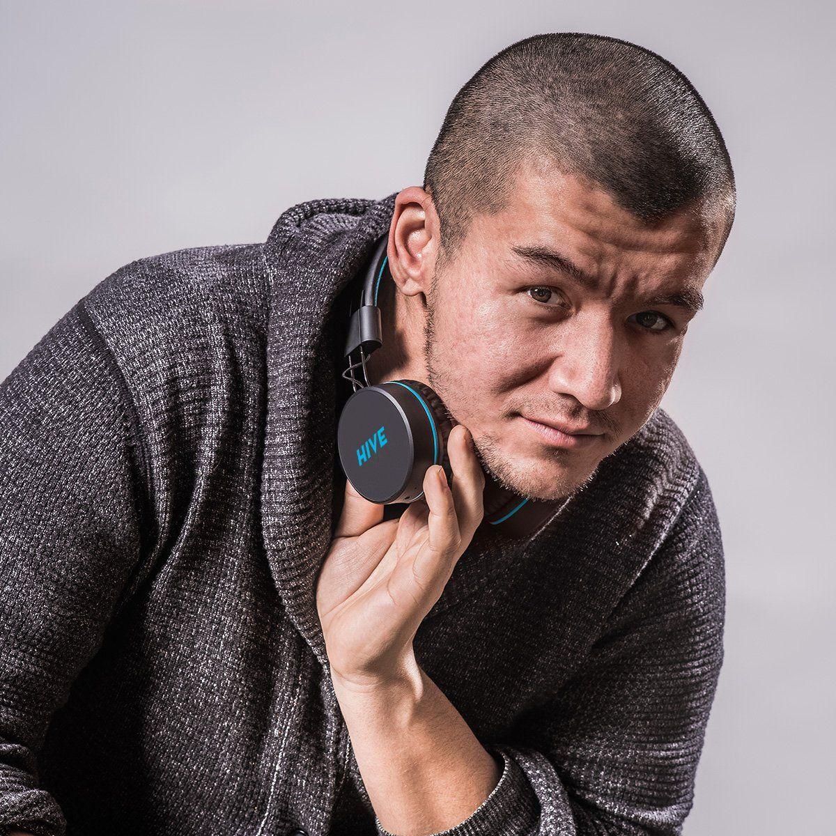 A Niceboy HIVE vezeték nélküli fejhallgató free-hands funkcióval