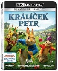 Králíček Petr (2 disky) - Blu-ray + 4K Ultra HD